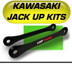 Kawasaki jack up kits