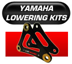 Yamaha R6 lowering kits