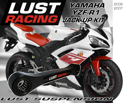 2007-2008 Yamaha R1 jack up kit