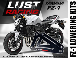 Yamaha FZ-1 Lowering kits 2006-2009